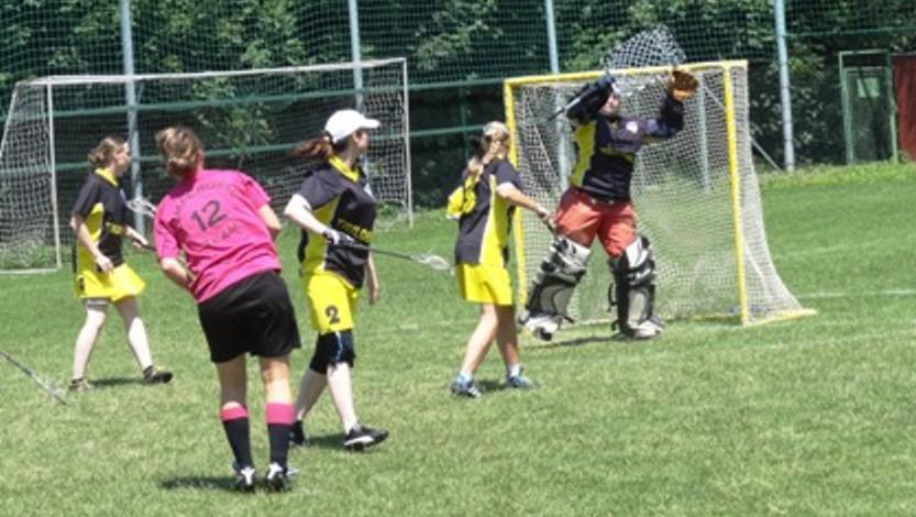 Ženské finále obstaraly také pražské týmy