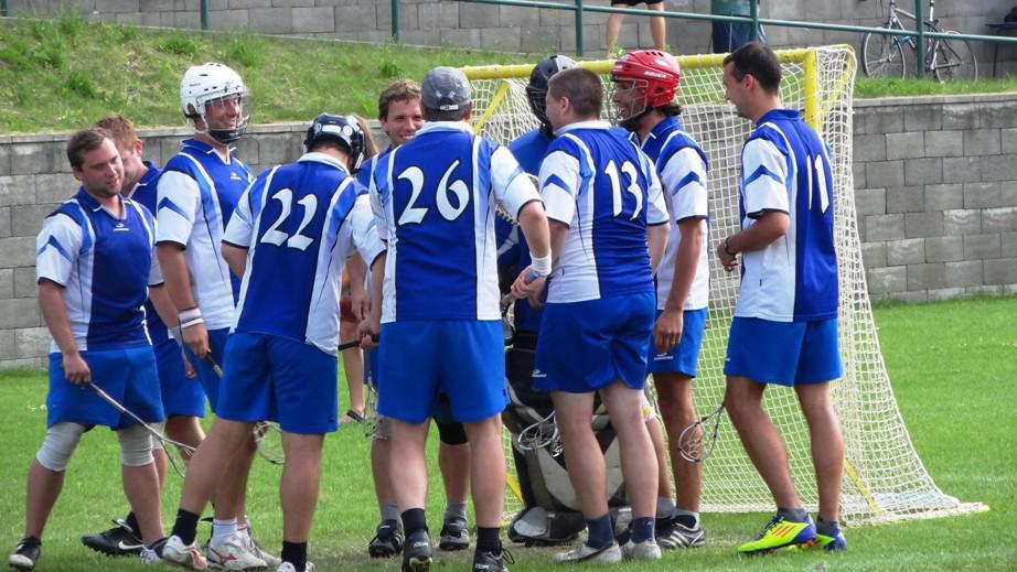 Stříbrná radost týmu Tal Praha