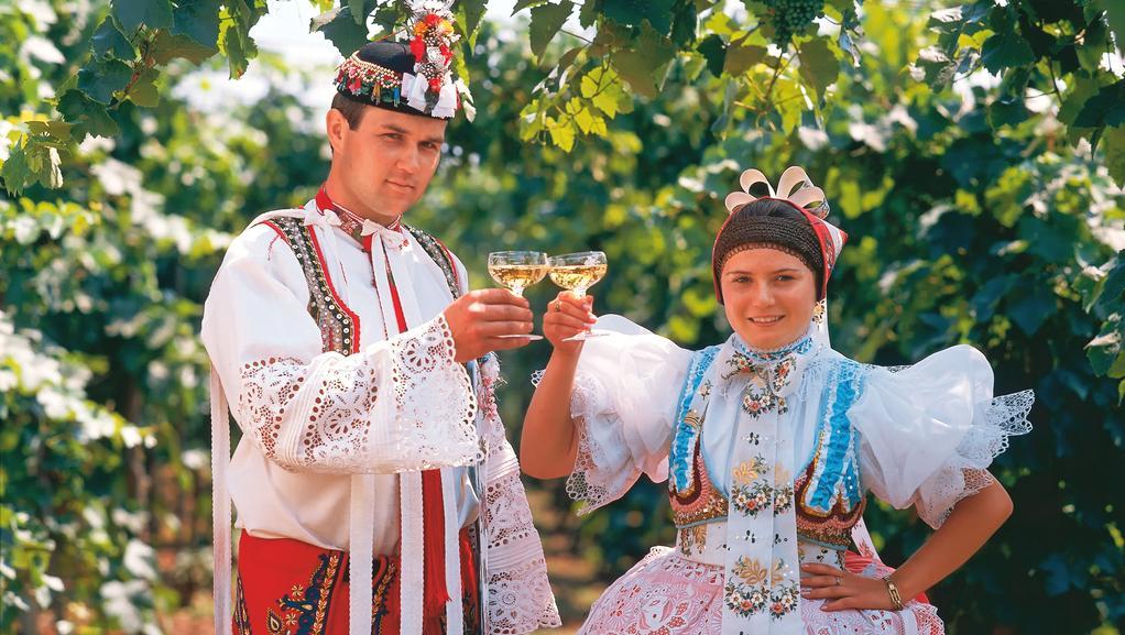 Víno z jižní Moravy slaví úspěch po celém světě