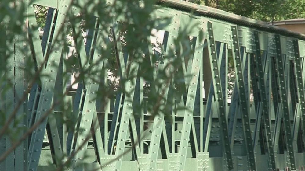Starý most je jedním z míst k zastavení
