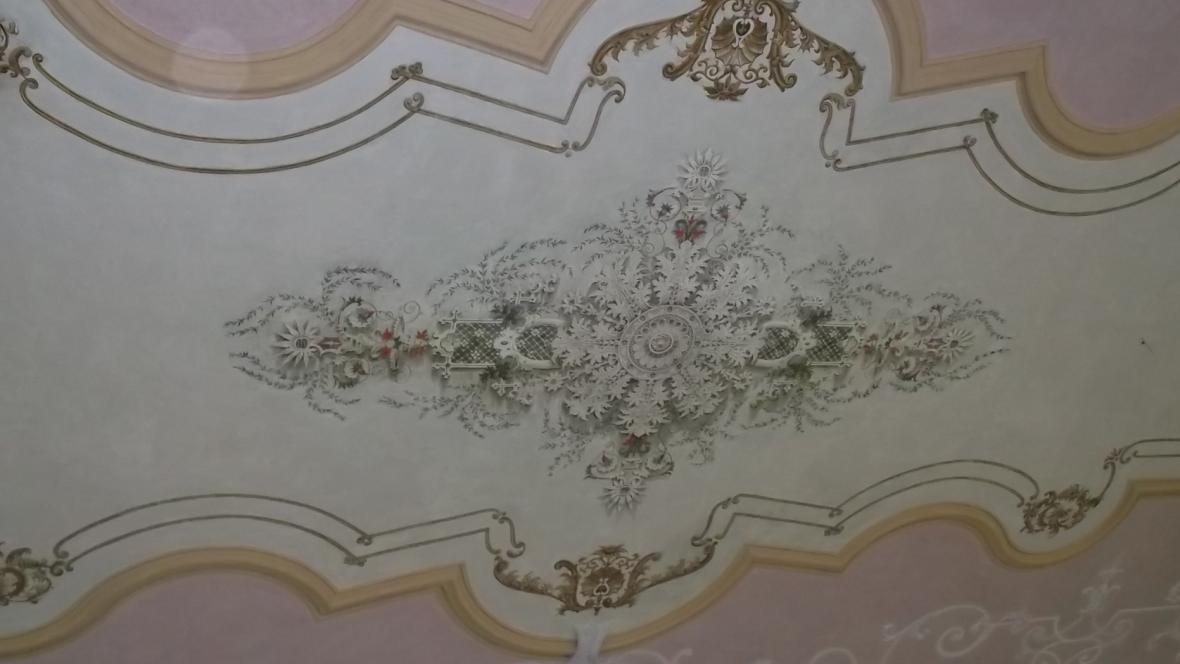 Opravené interiéry