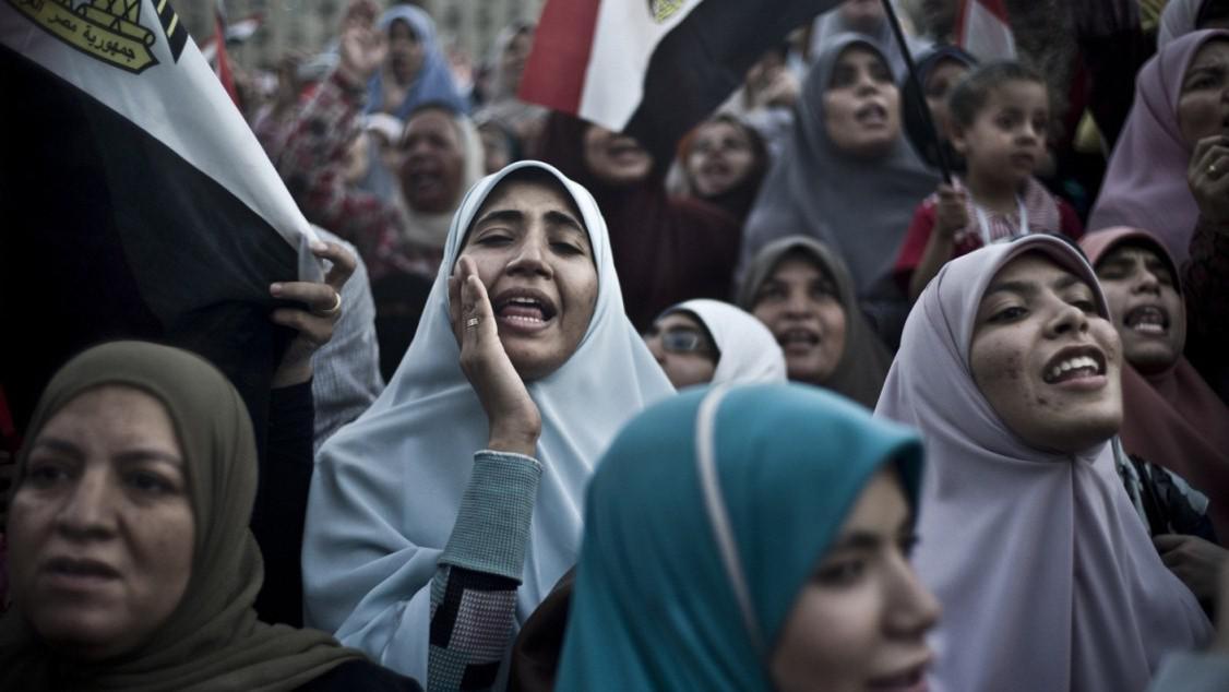 Miliony Egypťanů dlouho očekávaly výsledky voleb