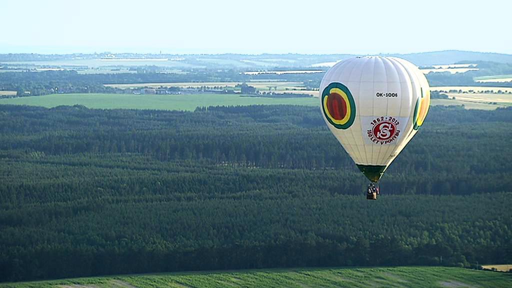 XI. Bělské balónové hemžení