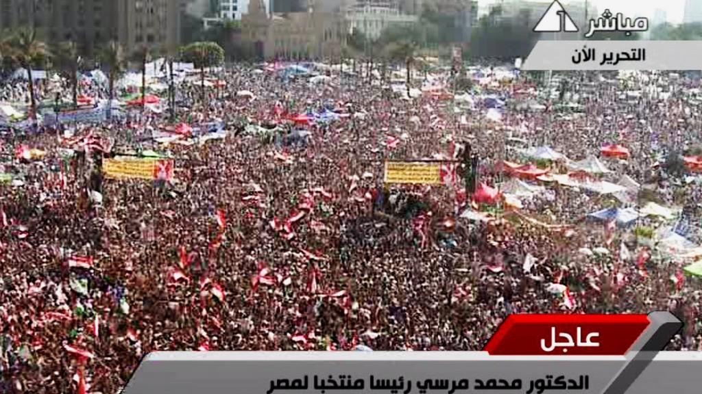 Tisíce lidí očekávají výsledky egyptských voleb