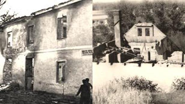 Ležáky 1942