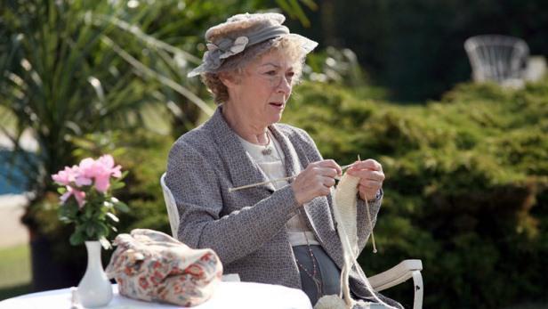 Slečna Marplová z britského seriálu