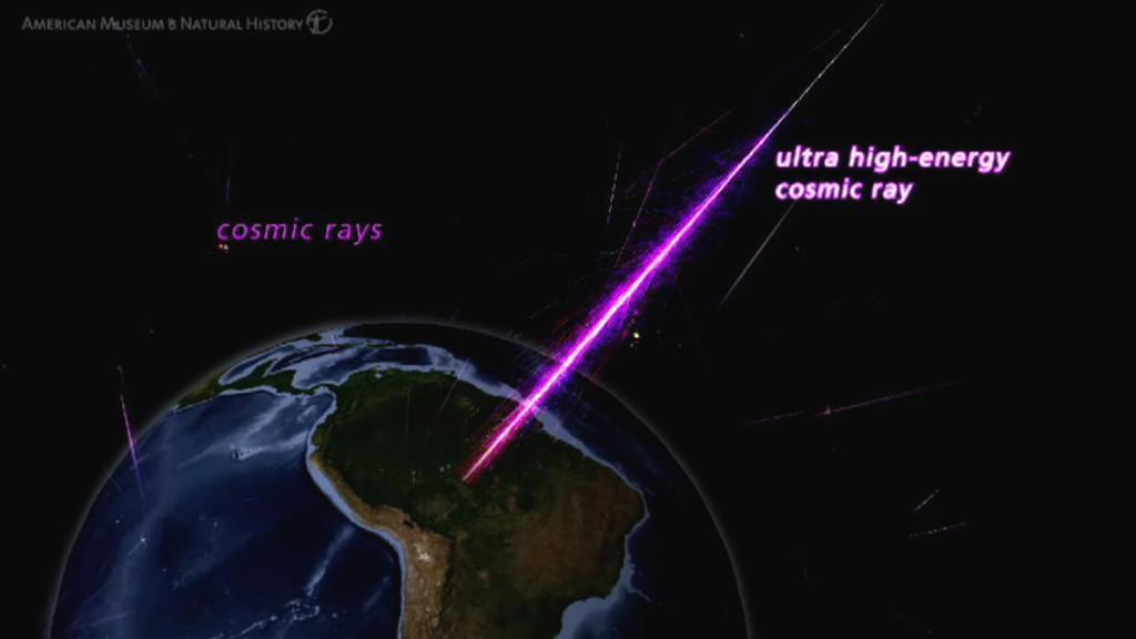 Kosmické záření