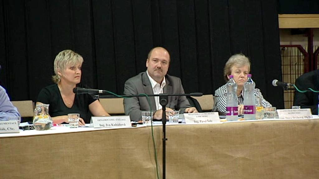 Veřejná diskuse dostavbě Temelína