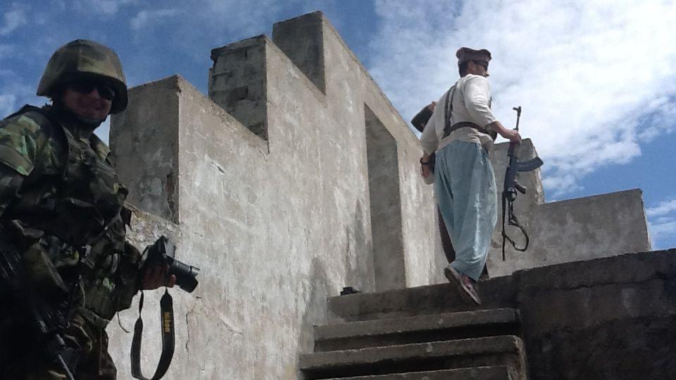 Příprava vojáků na misi v Afghánistánu