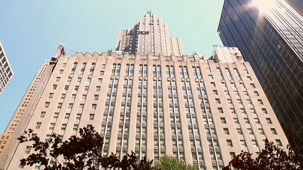 Hotel Waldorf-Astoria