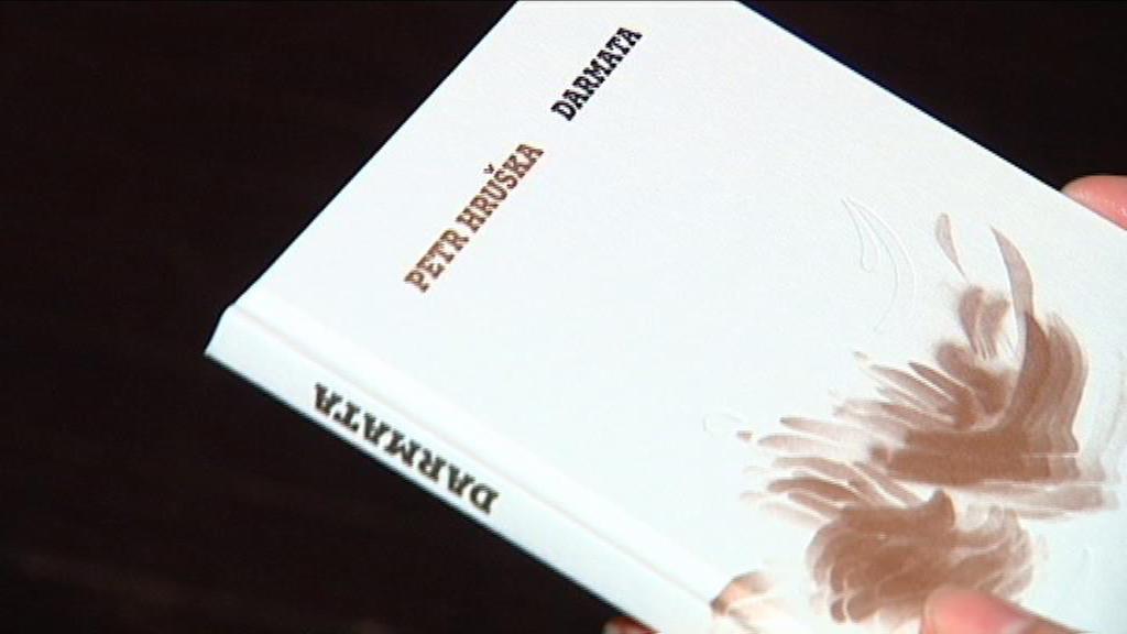 Petr Hruška pokřtil knihu