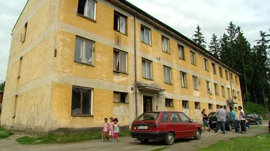 Bytový dům v Poutnově