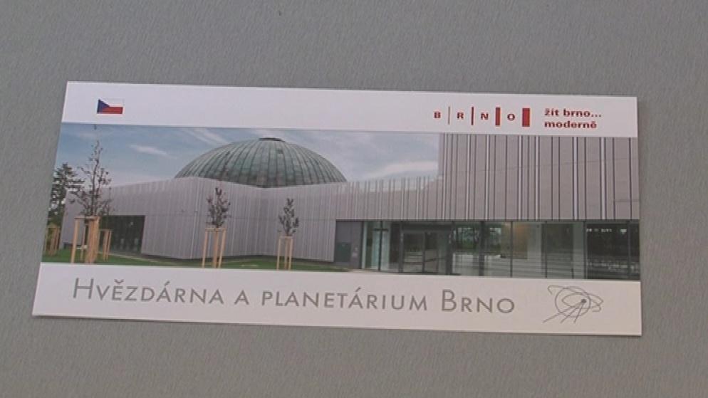 Žít Brno moderně využívá například brněnská hvězdárna