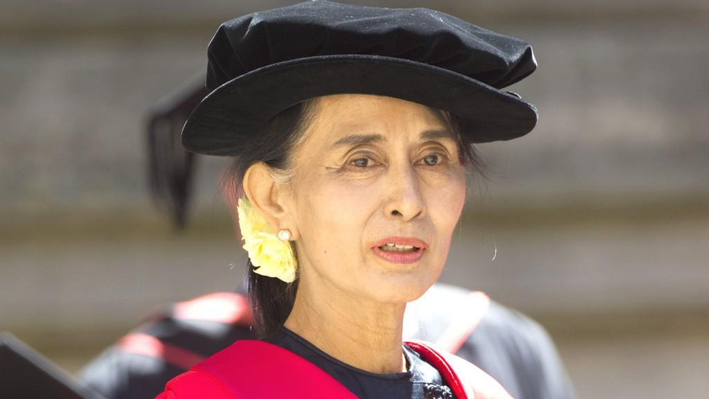 Su Ťij v Oxfordu