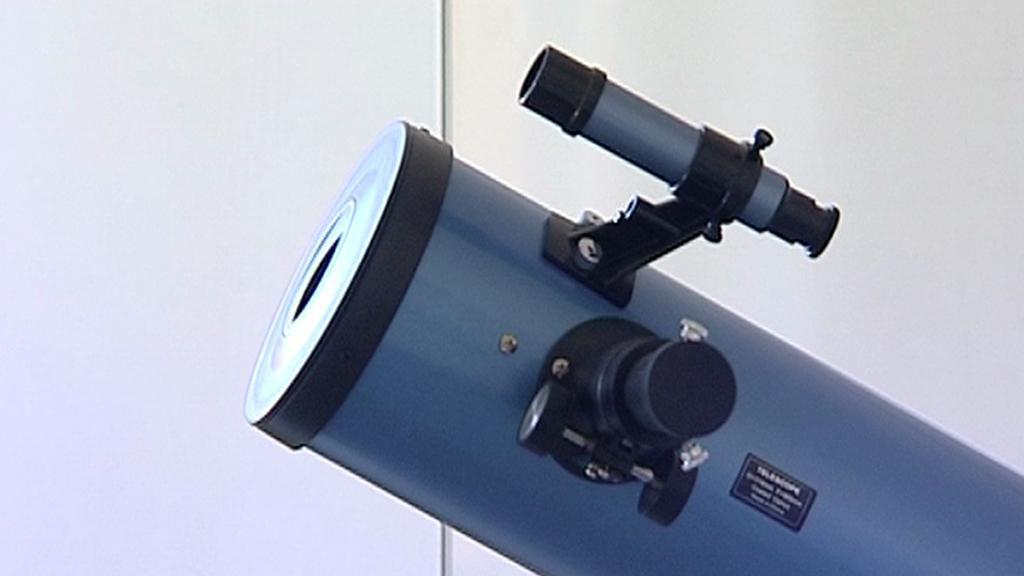 Astronomický dalekohled