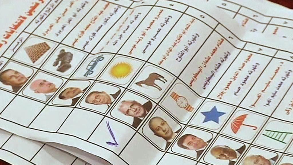 Prezidentské volby v Egyptě