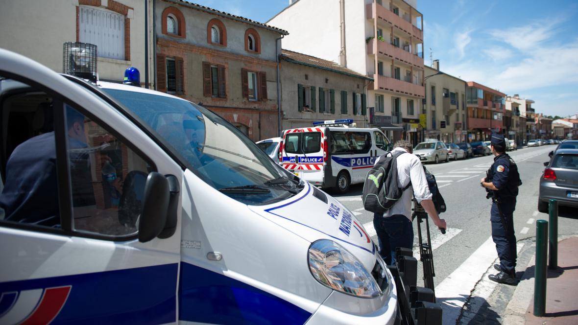Útočník drží v Toulouse rukojmí