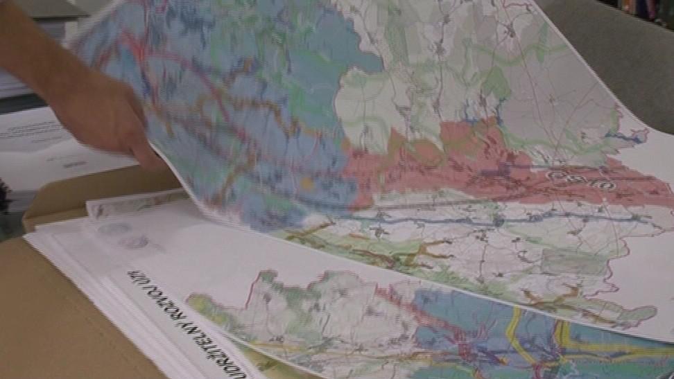 Krajský územní plán