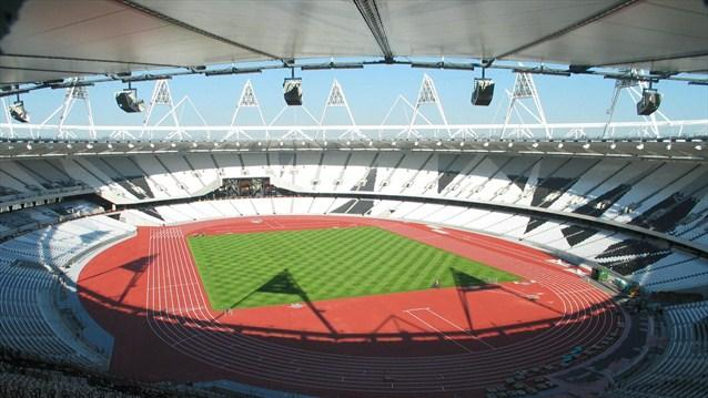 Londýnský olympijský stadion