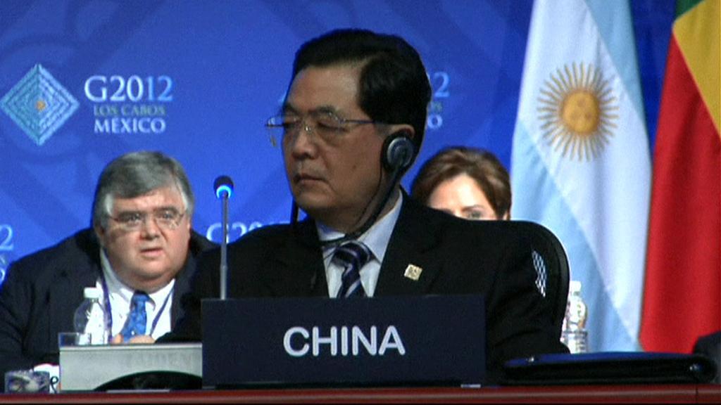 Summit G20 v Mexiku