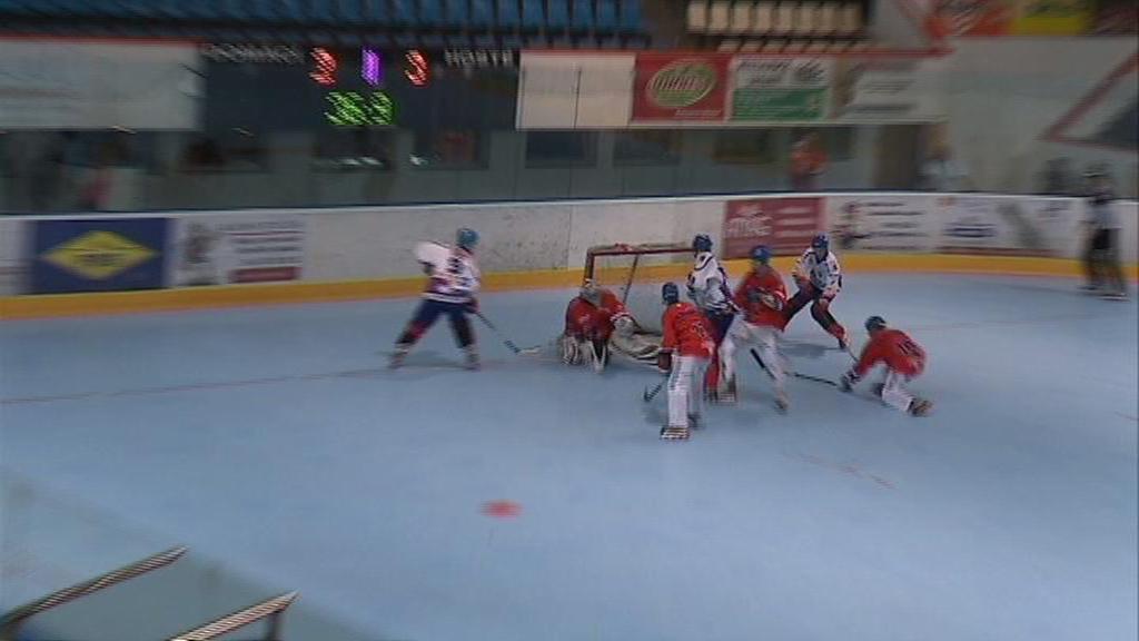 In-line hokejisté Olomouce ve finále extraligy