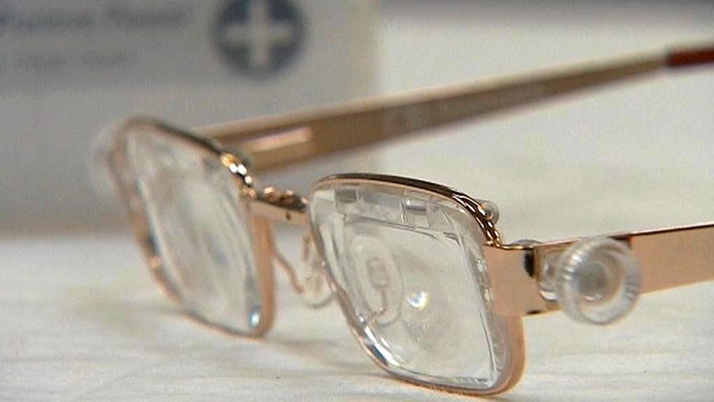 Nastavitelné brýle