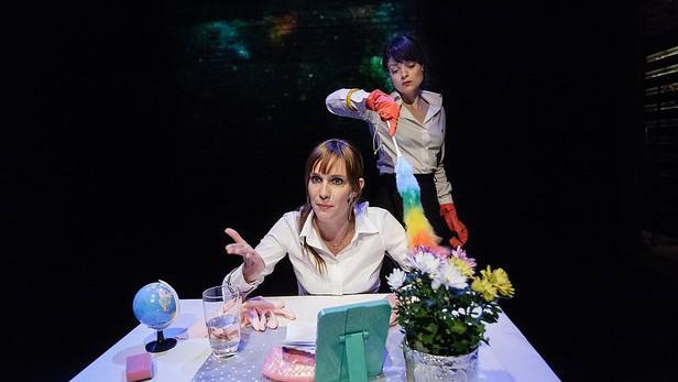 Divadlo Letí / Rozhovory s Astronauty