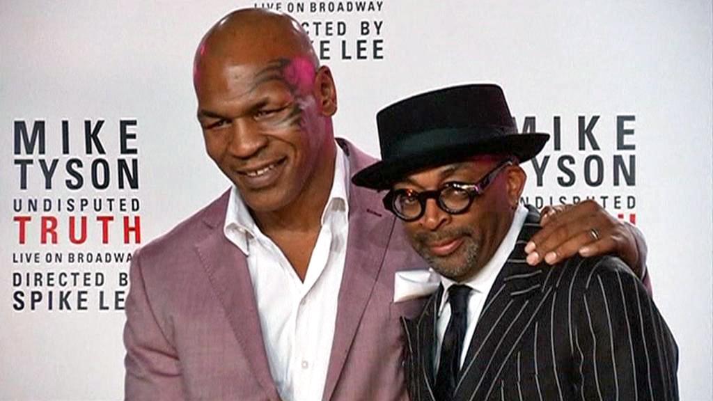 Mike Tyson a Spike Lee