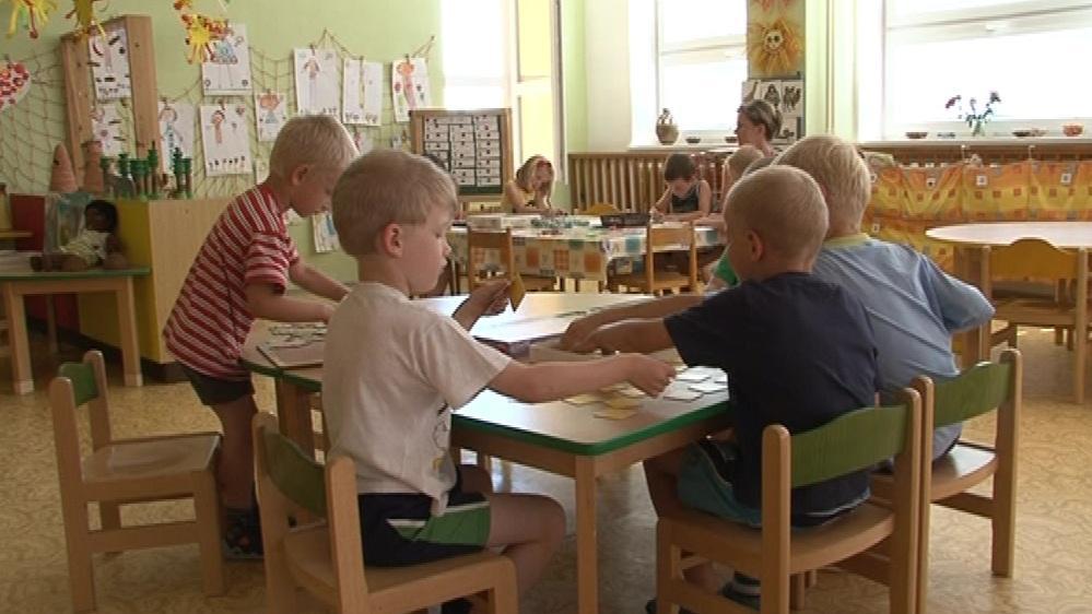 V září do kunštátské školky nastoupí pouze osmatřicet dětí