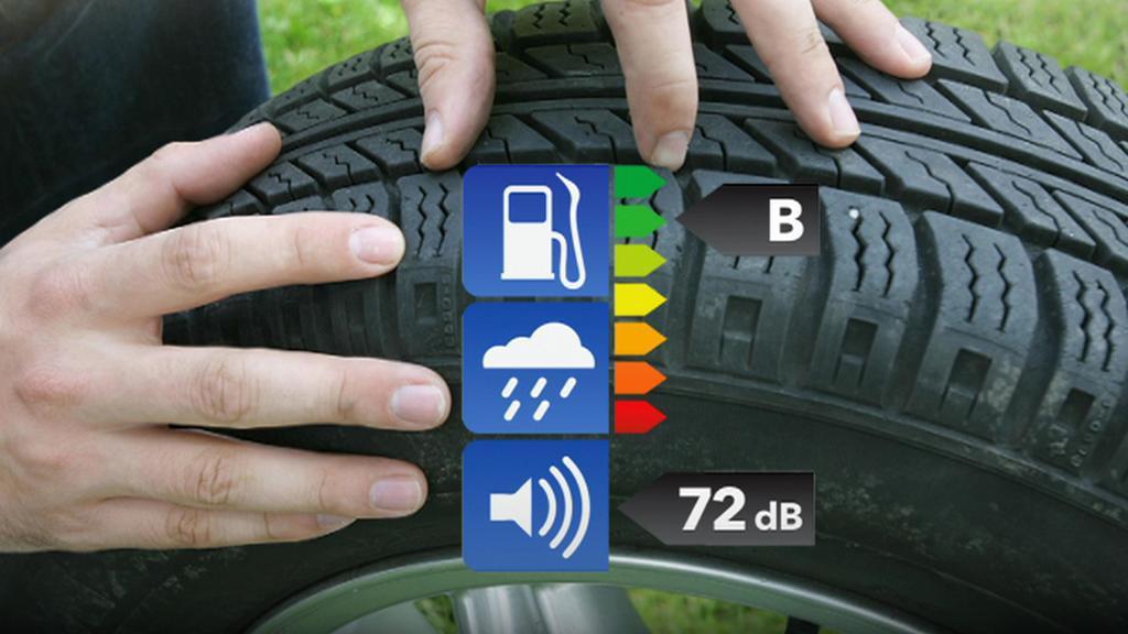Energetický štítek pro pneumatiky