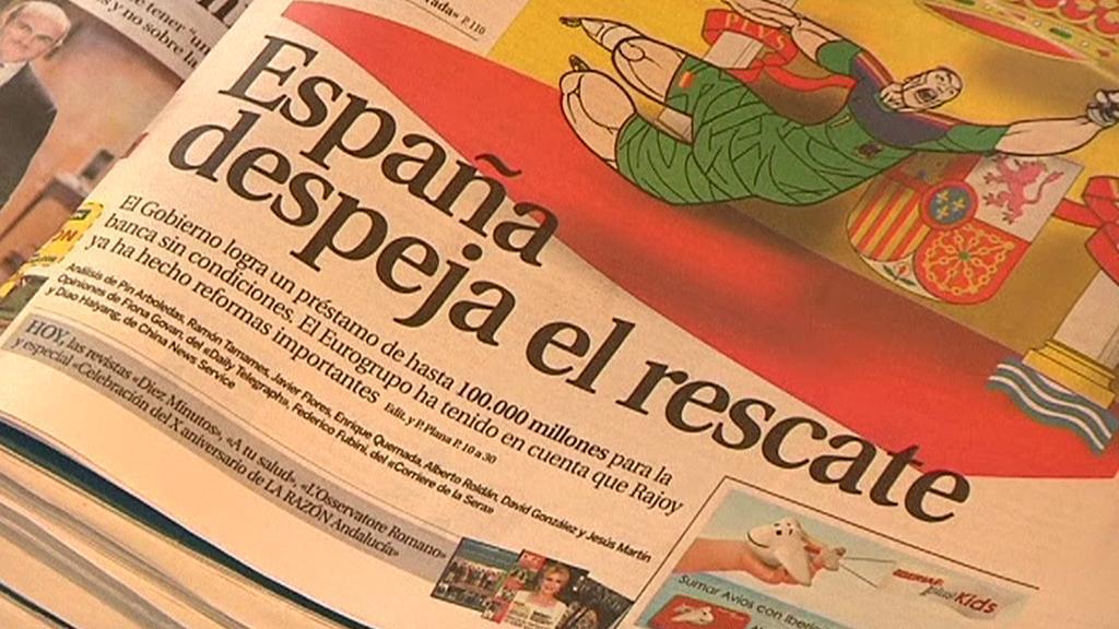 Španělské noviny