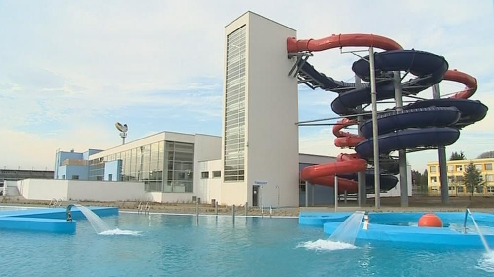 Venkovní areál uherskohradišťského aquaparku je do konce týdne uzavřen