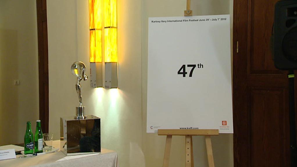 Vizuál 47. ročníku MFF Karlovy Vary