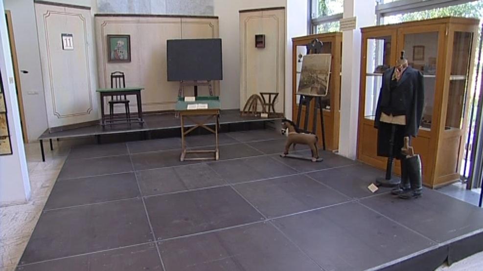 Výstava Divadla Járy Cimrmana