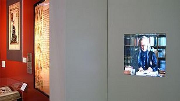 Výstava Man spricht Deutsch