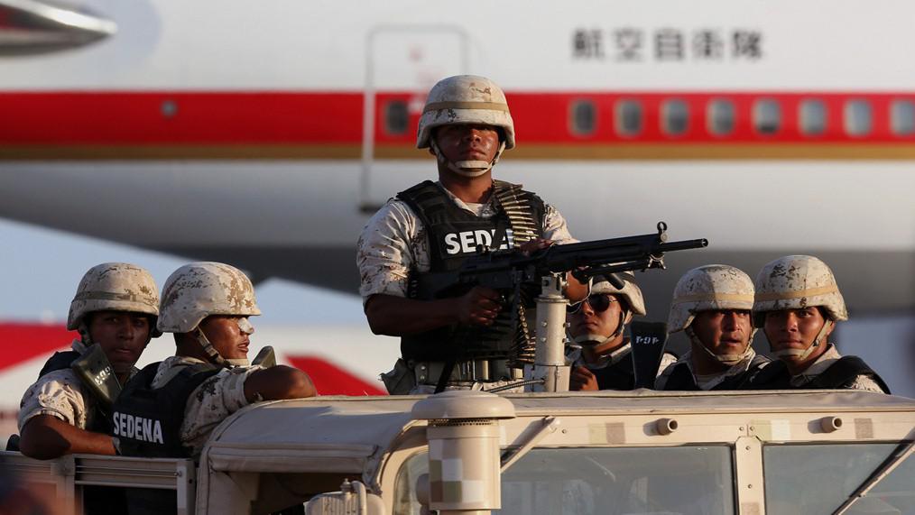 Mexická armáda