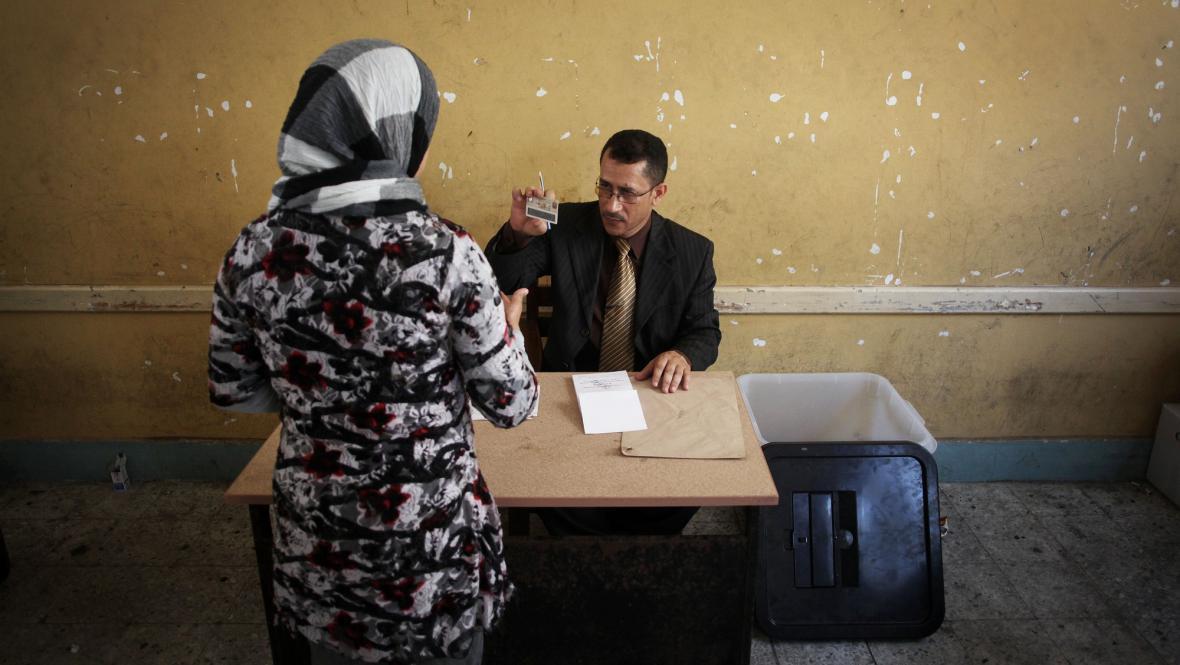 Volby v Egyptě