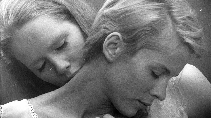 Persona / Liv Ullmannová a Bibi Anderssonová