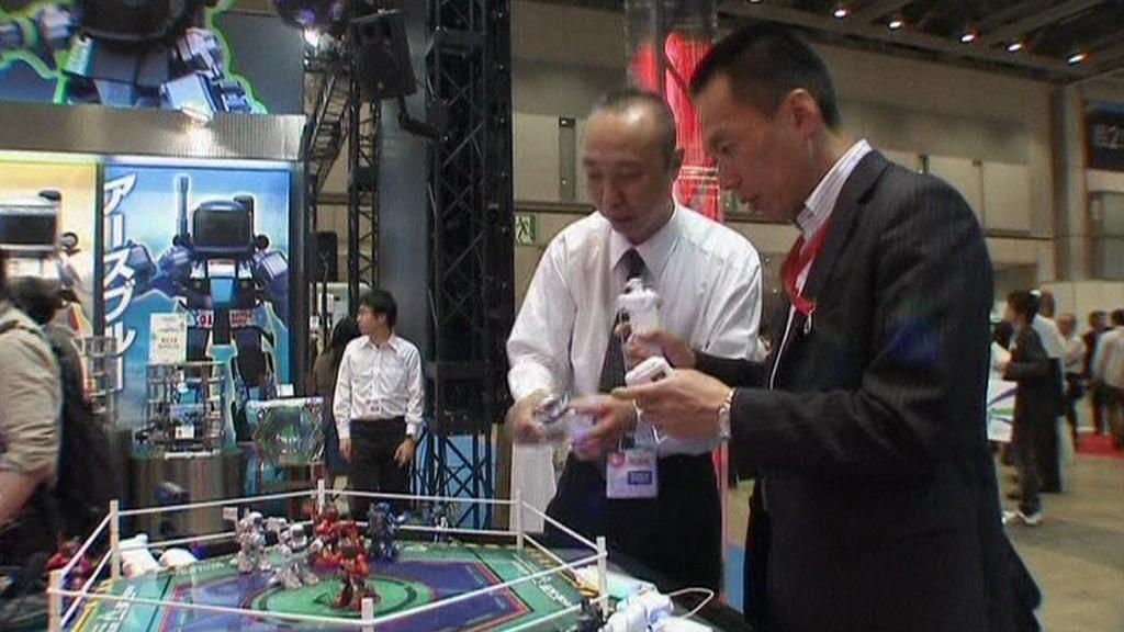 Veletrh hraček v Tokiu