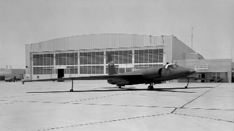 Špionážní letadlo U-2