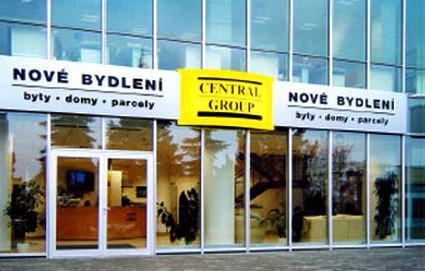 Sídlo společnosti Central Group