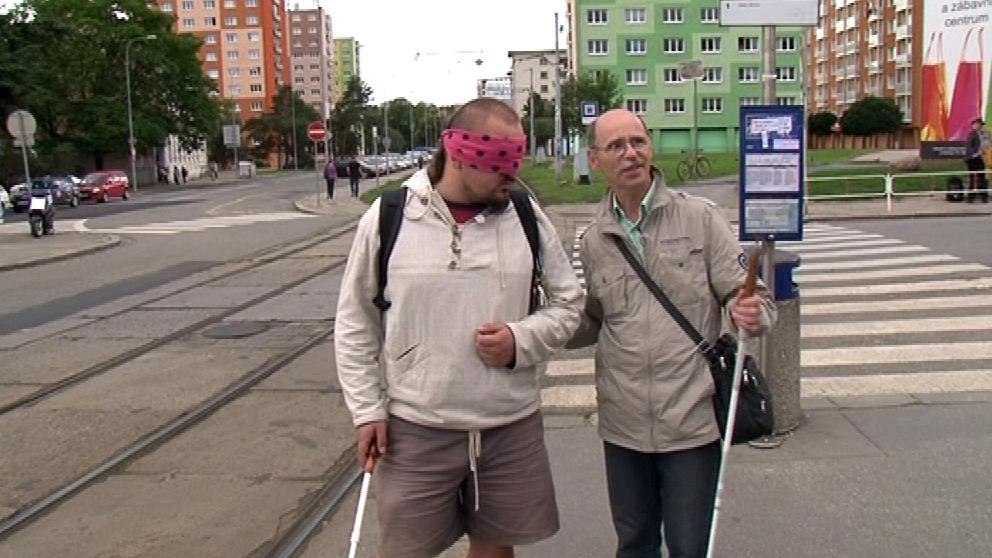 Výzkum mapující bariéry na Mendlově náměstí v Brně