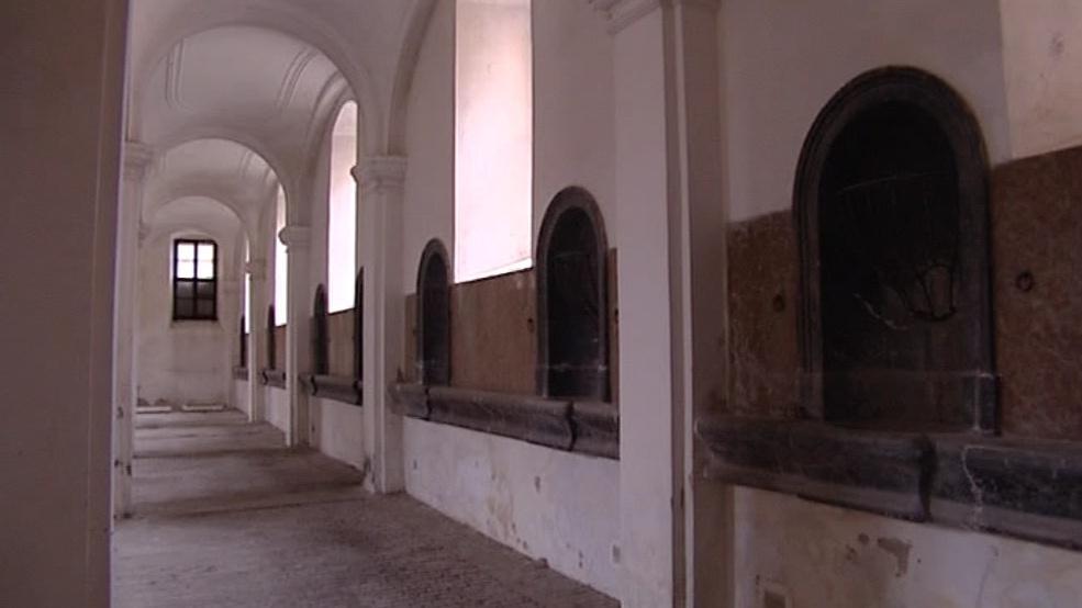 Jízdárny vznikly podle projektu Jana Bernarda Fischera z Erlachu