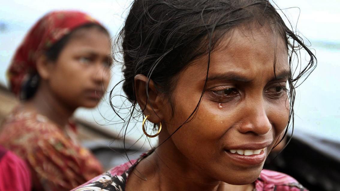 Barmská uprchlice