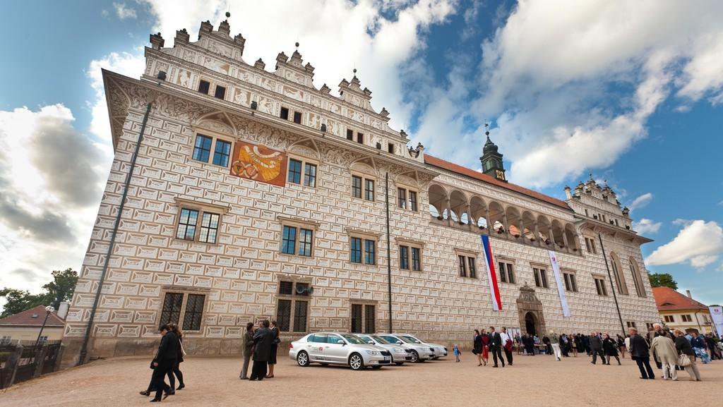 Smetanova Litomyšl na zámku Litomyšl