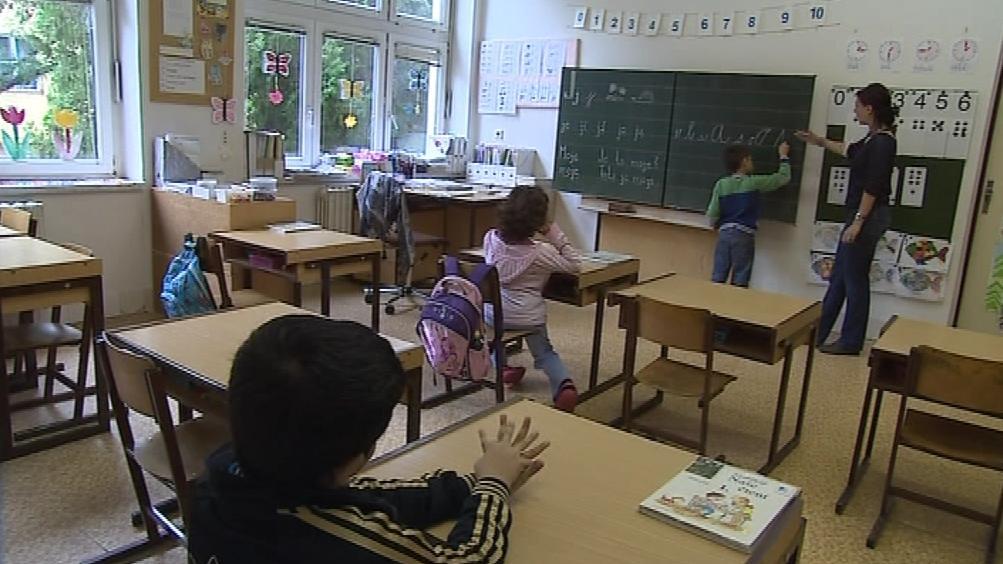 Děti v praktické základní škole