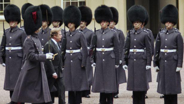 Z výstavy Prezident - Václav Havel