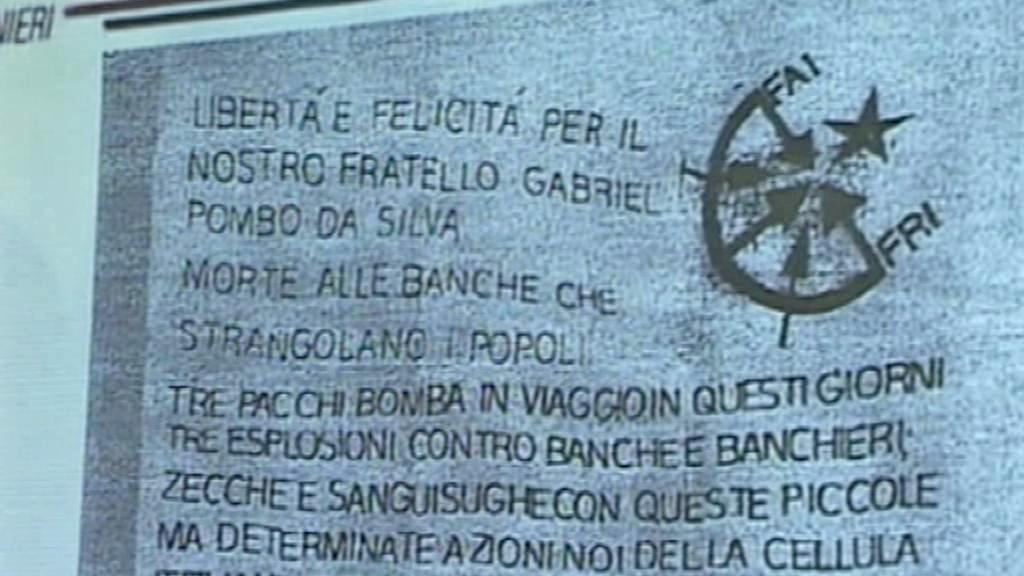 Materiály italských anarchistů