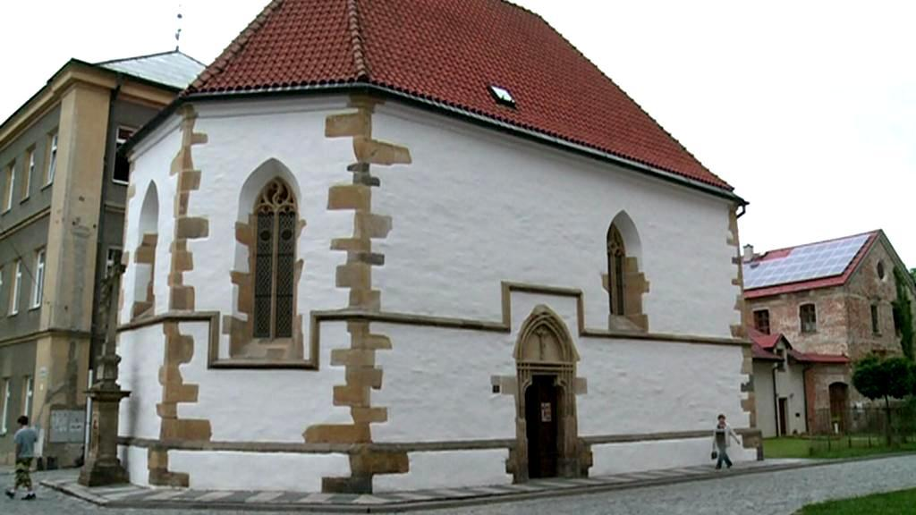 Kaple sv. Jiří v Litovli