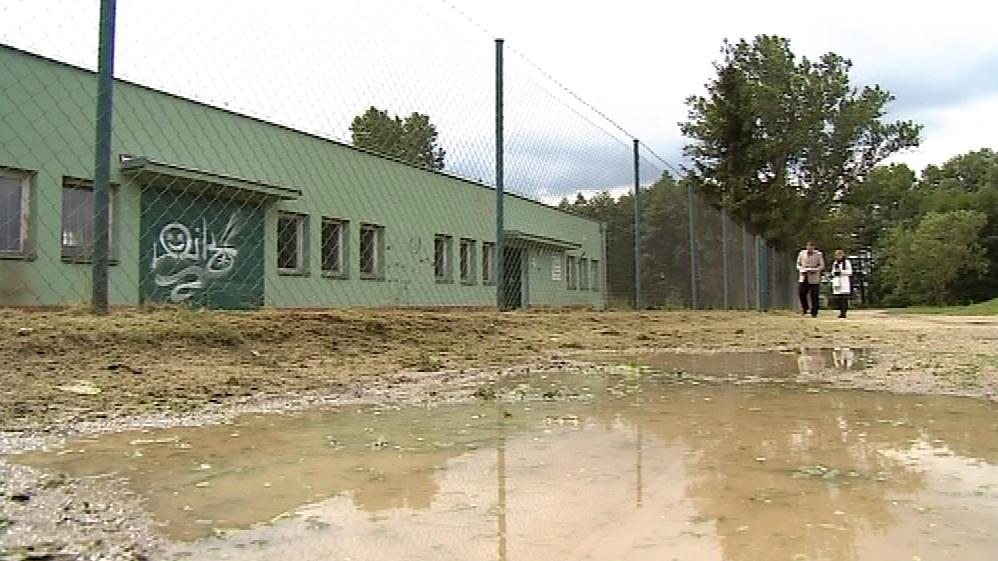 Úpravna vody Moravský Krumlov - Slatiny